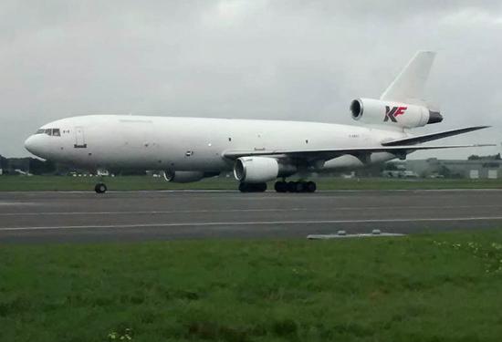 Fichier KLIP numérique de l'aéroport de Zaventem